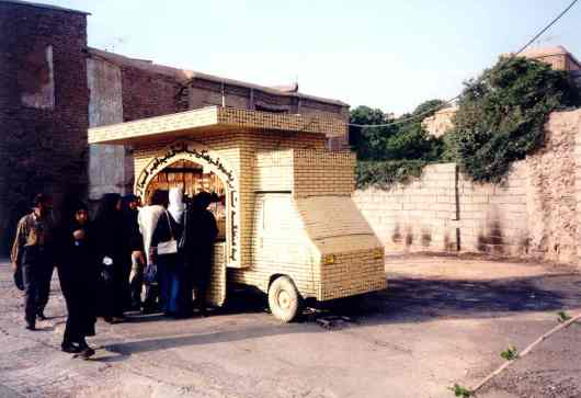 Fastfood-Stand