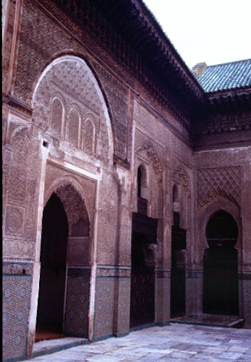 Moschee in Fes 1