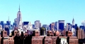 New York Skyline 2009